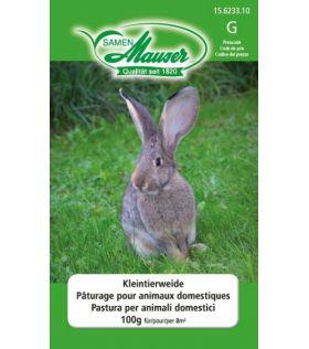 Pâturage pour animaux domestiques 100g (8m2)