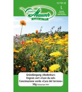 """Engrais vert """"Cure du Sol"""" 50g (50 m2)"""
