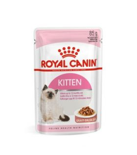 Kitten Sauce 12x85gr.