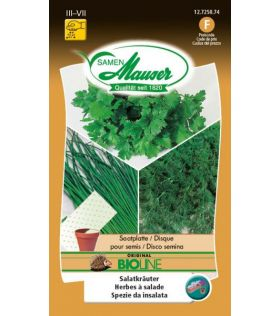 Natte Pour Semis Herbes à Salade BIO