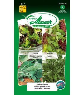 Salade pour Balcons