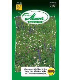 Gazon Fleuri MiniFlora Myko 50gr