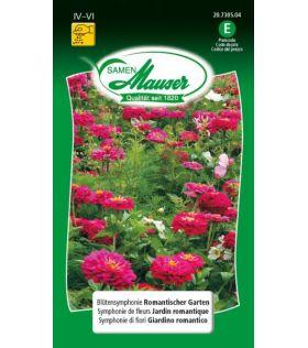 Symphonie de Fleurs Jardin Romantique