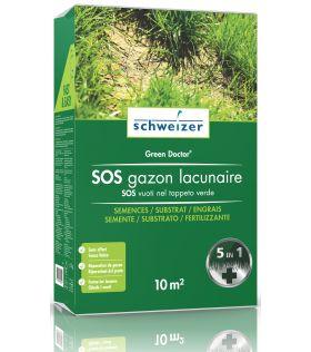 SOS Gazon lacunaire