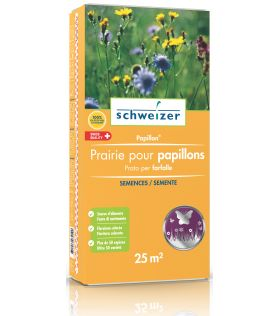 Semences - Prairie fleurie pour papillons