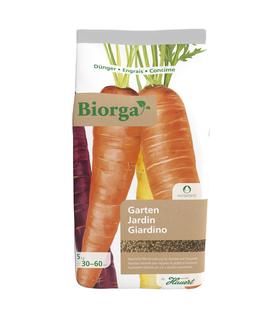 Engrais jardin Biorga