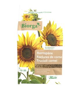 Raclures de corne Biorga
