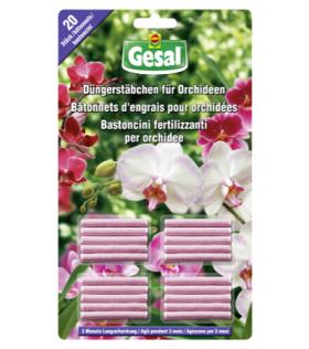 Bâtonnets engrais orchidées