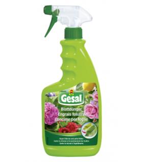 Engrais foliaire spray